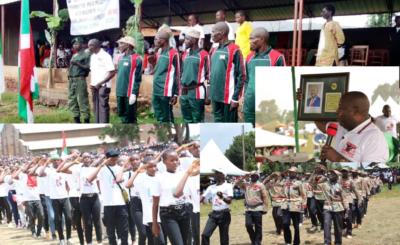 Burundi, droits humains, Rapport